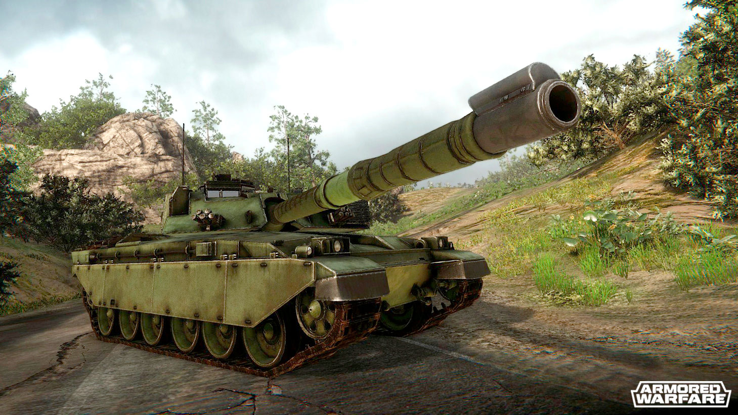 Armored Warfare estrena tráiler en Gamescom 2014