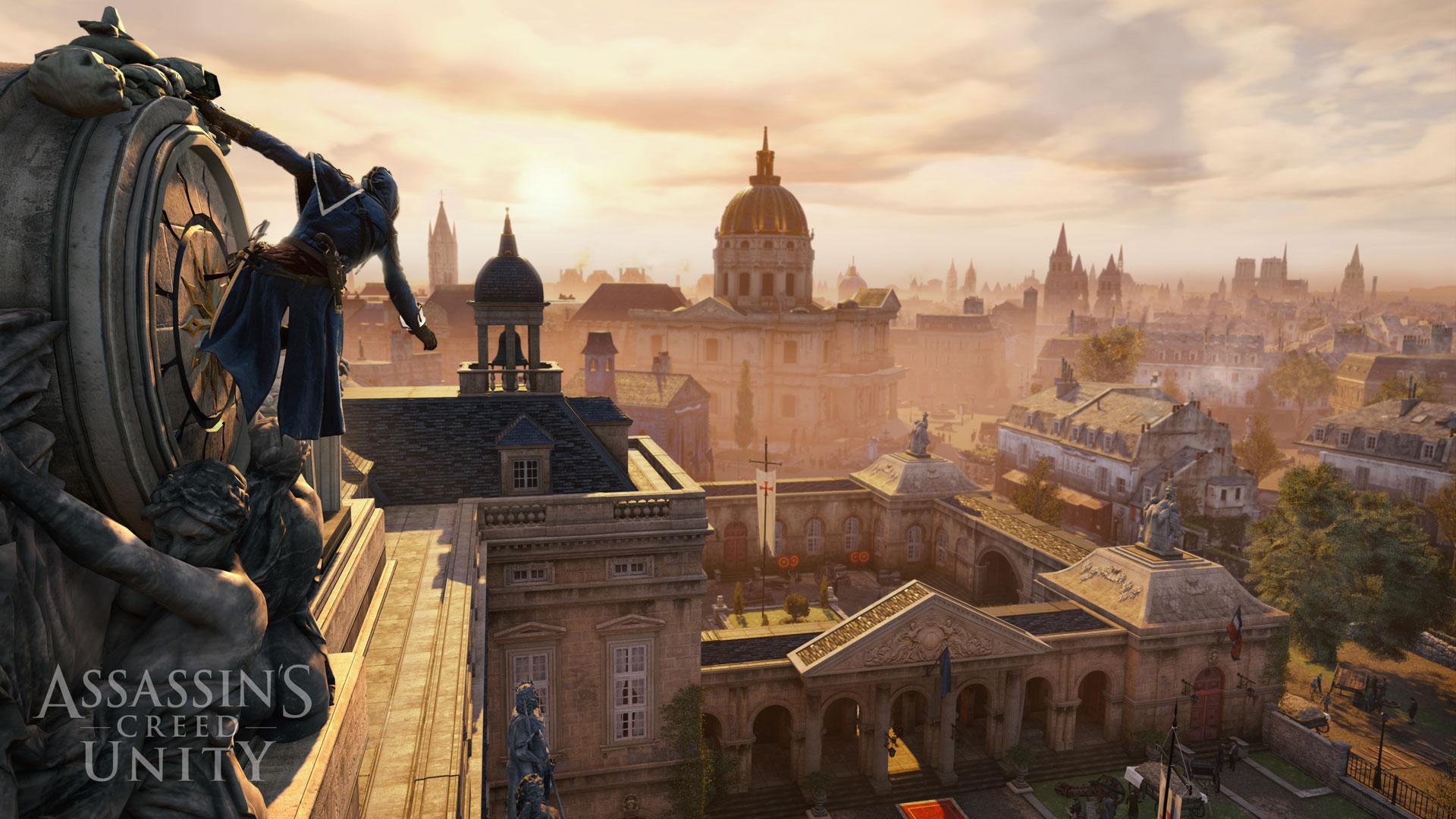 Assassin's Creed Unity llegará el 13 de noviembre