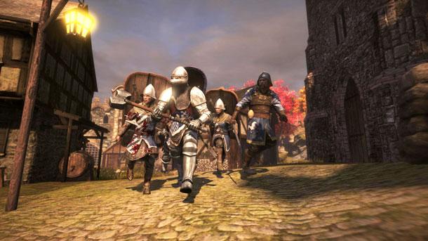 Chivalry Medieval Warfare llega el 29 de agosto