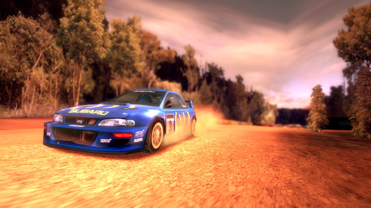 Colin McRae Rally en Steam