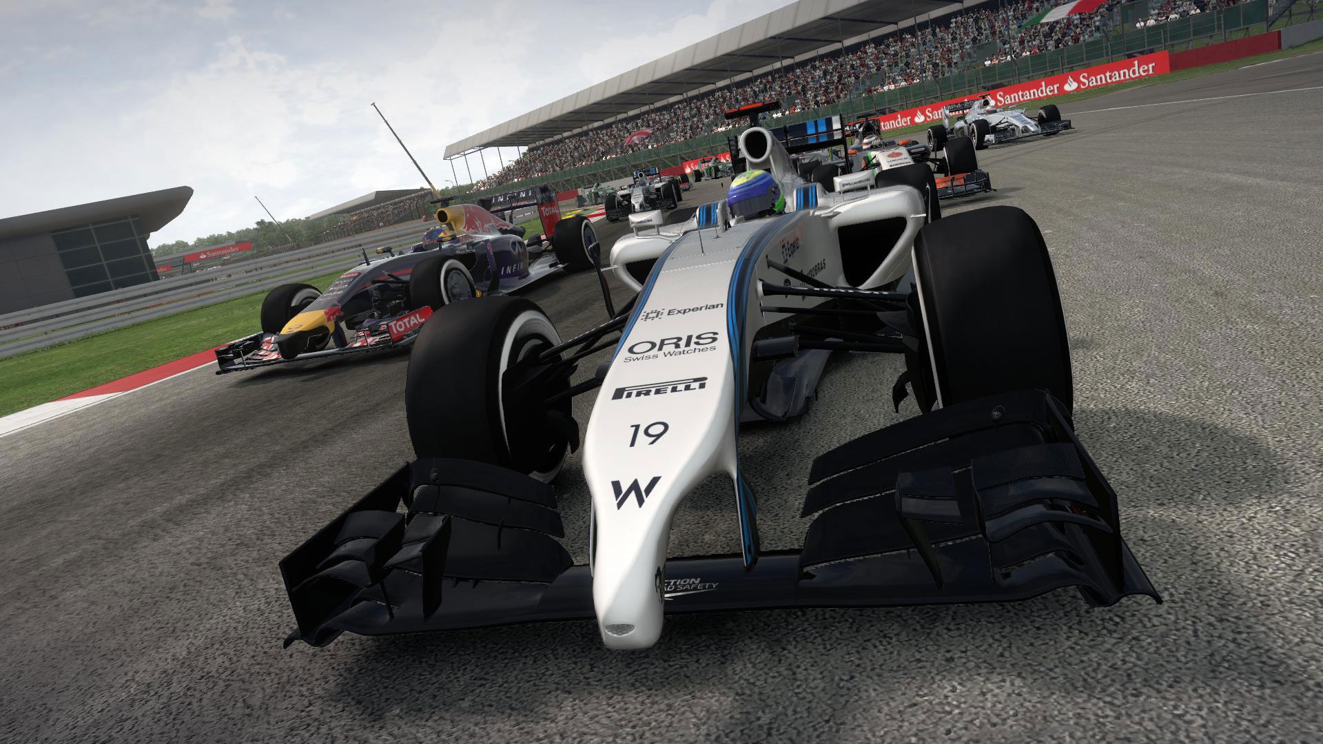 F1 2014 saldrá el 17 de Octubre
