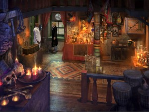 Gabriel Knight Sins of the Fathers 20th Anniversary en Gamescom 2014