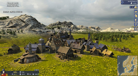 Grand Ages Medieval se presenta en Gamescom 2014