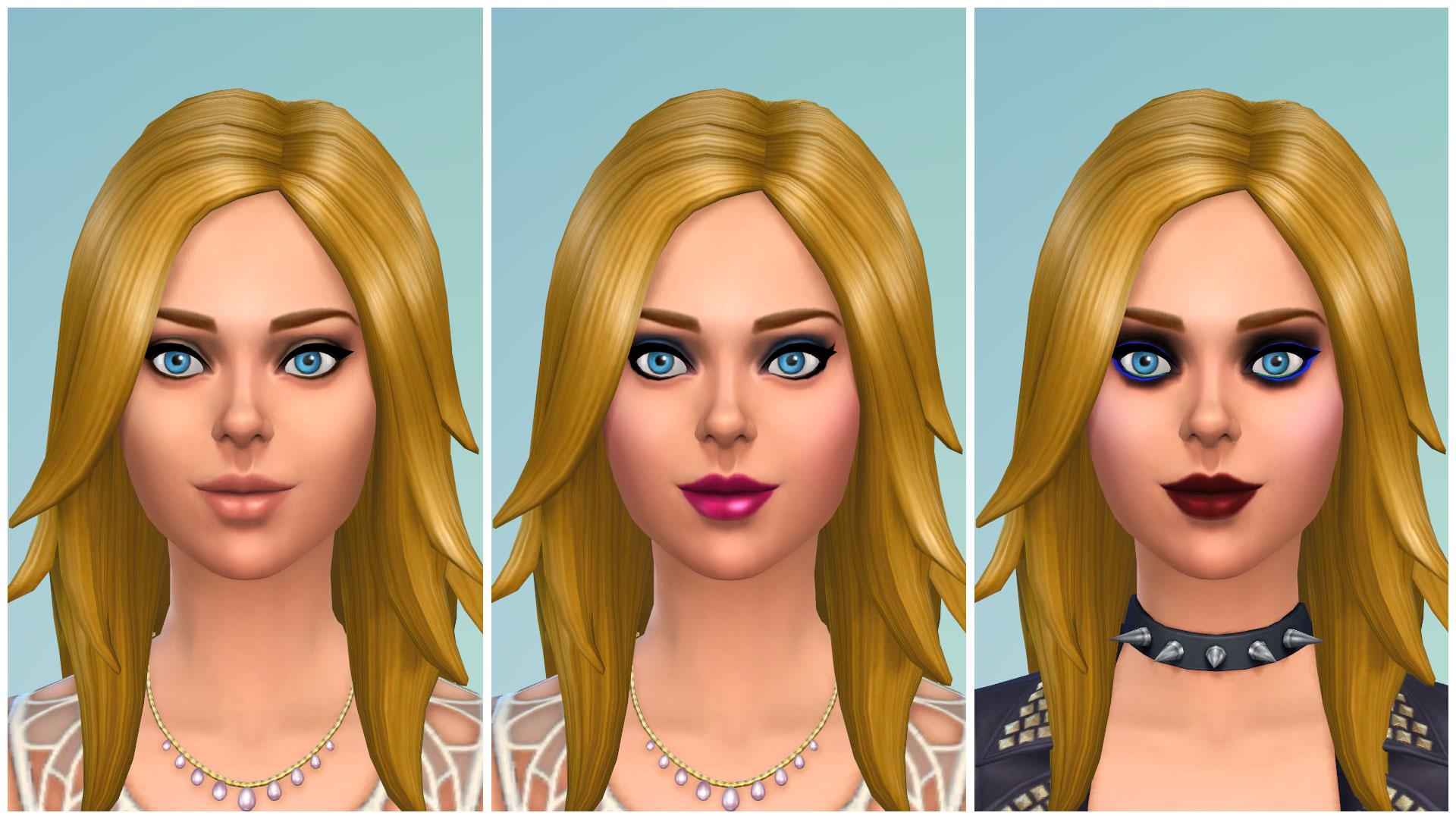 Crea tu Sim en Los Sims 4