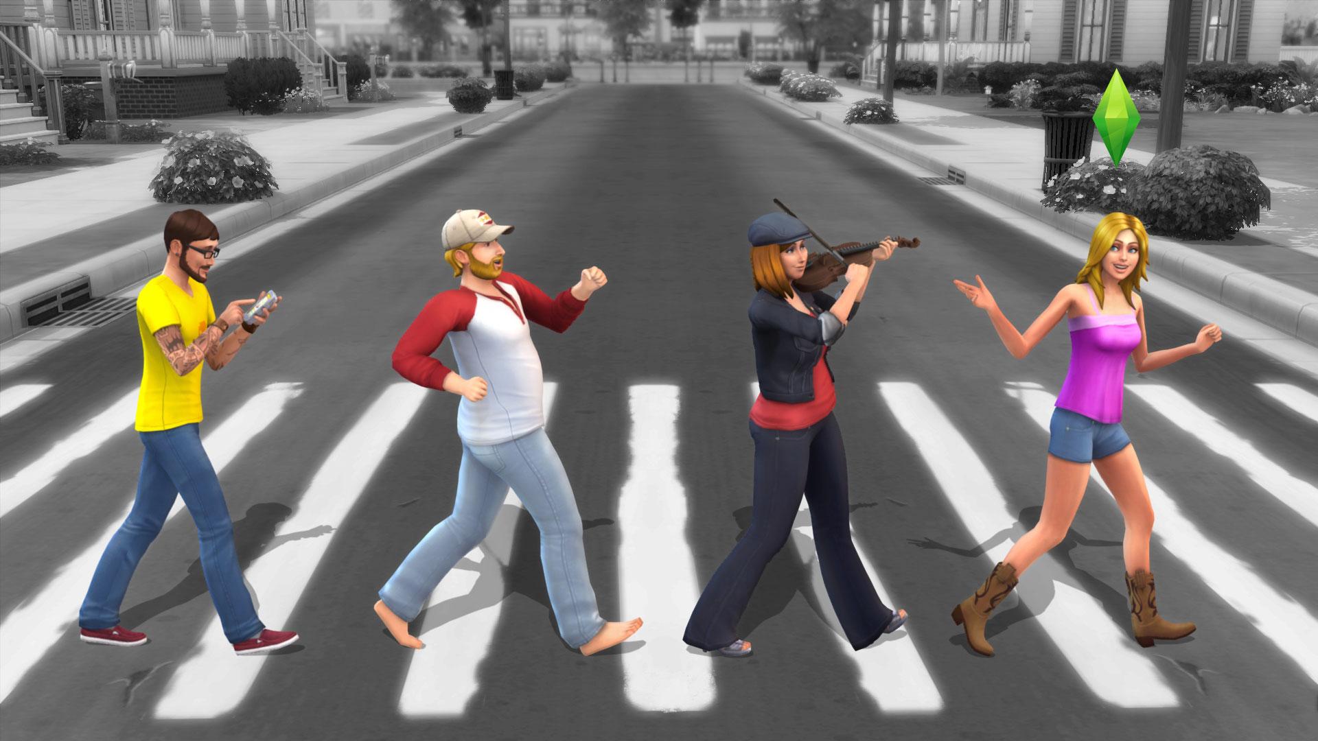 Llega Los Sims 4