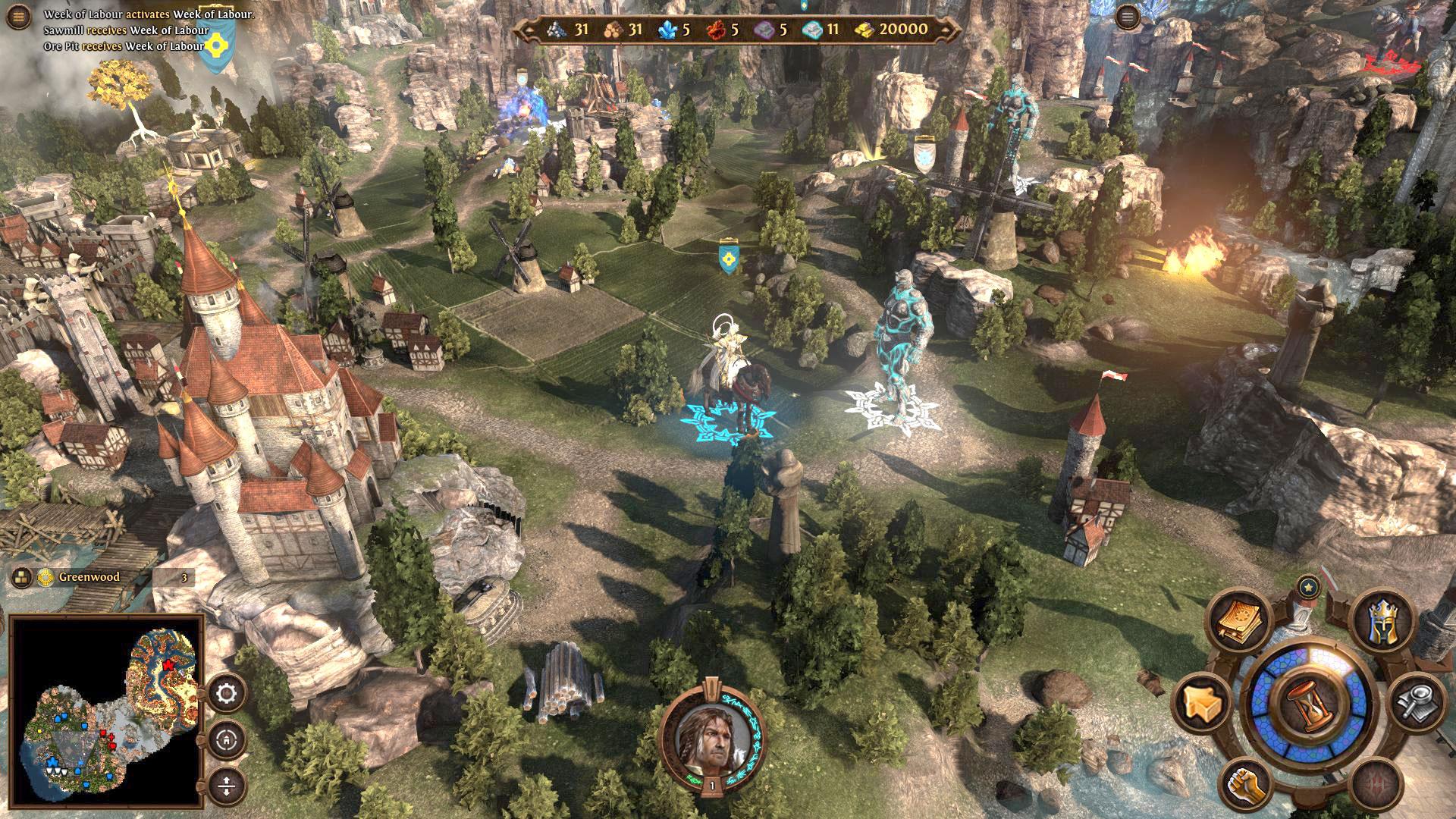 M&M Heroes VII se hace oficial en Gamescom 2014
