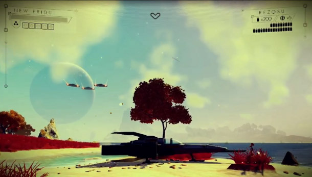 Encontrarse en No Man's Sky