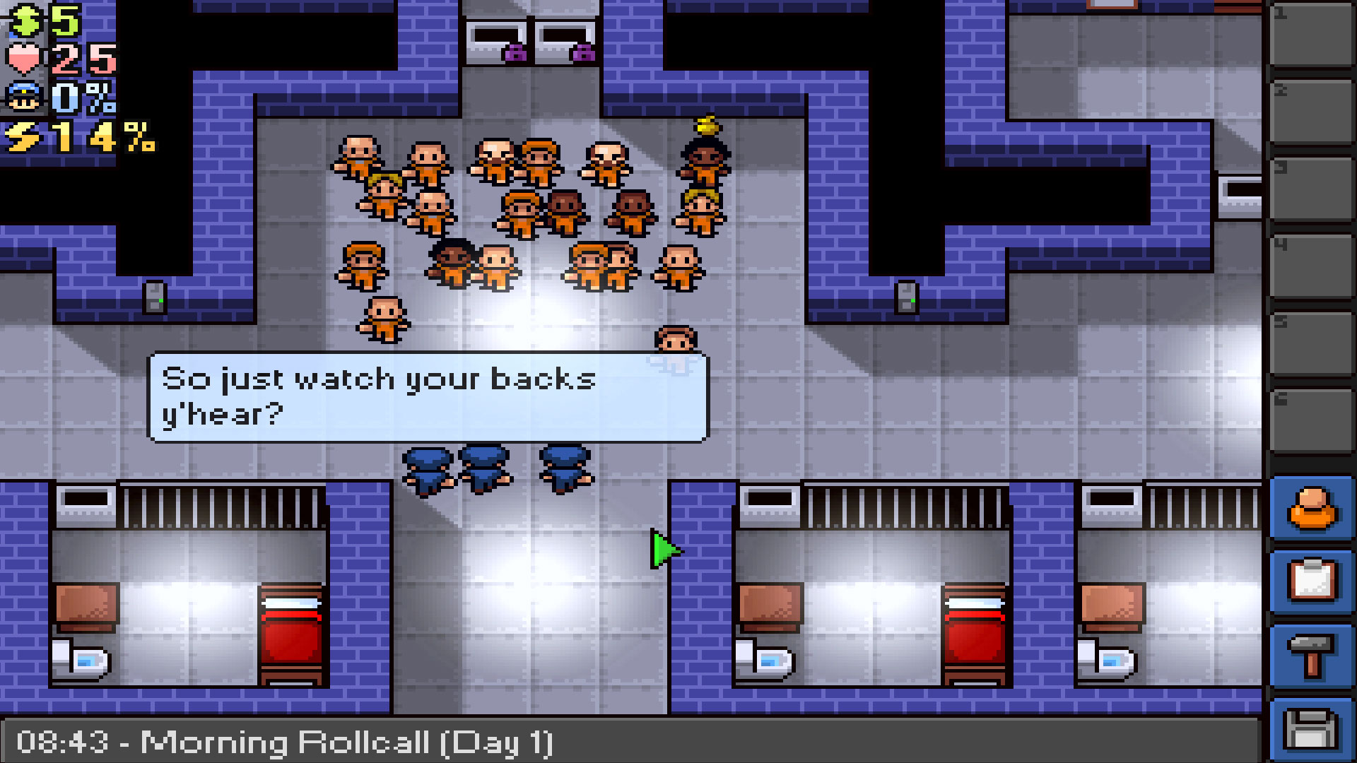 The Escapists llega al acceso anticipado de Steam