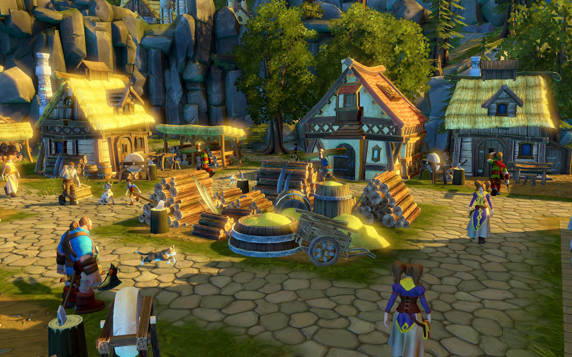 La beta de The Settlers se anuncia en Gamescom 2014
