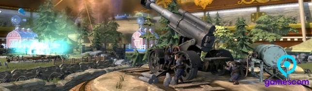 Toy Soldiers War Chest en Gamescom 2014