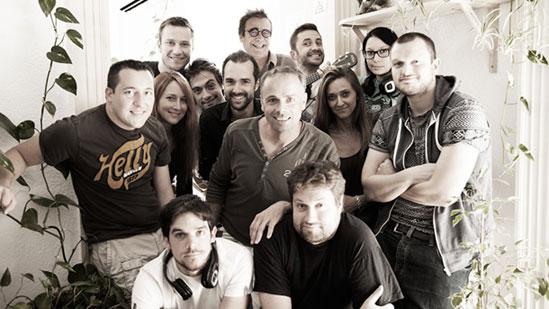 Wild Sheep, un nuevo estudio en Montpellier con Michel Ancel