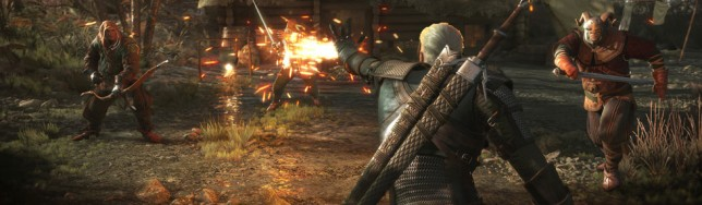 35 minutos de juego de The Witcher 3