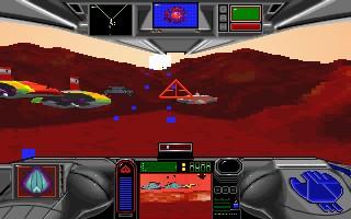 CyberRace - Cyberdreams - DOS