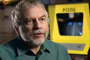 Nolan Bushnell - Pong - Atari