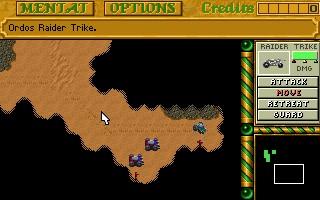 Dune II - Westwood, Virgin - DOS, Amiga