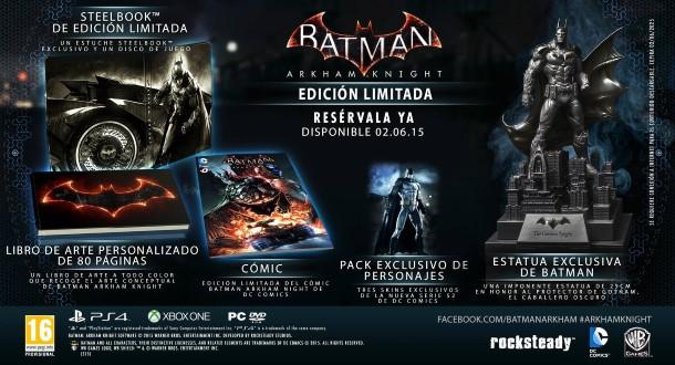 Batman Arkham Knight es la conclusión a la trilogía de Rocksteady.
