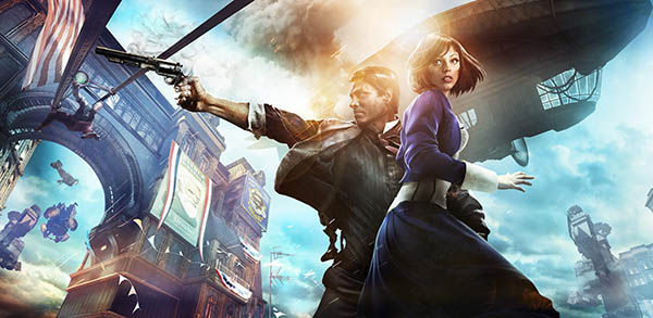 Bioshock Infinite - Mundos narrativos