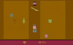 Indiana Jones en Busca del Arca Perdida - Atari - Atari 2600