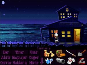 Monkey Island - DOS - LucasArts