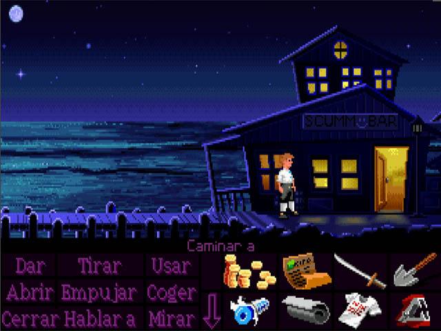 Monkey Island - LucasArts