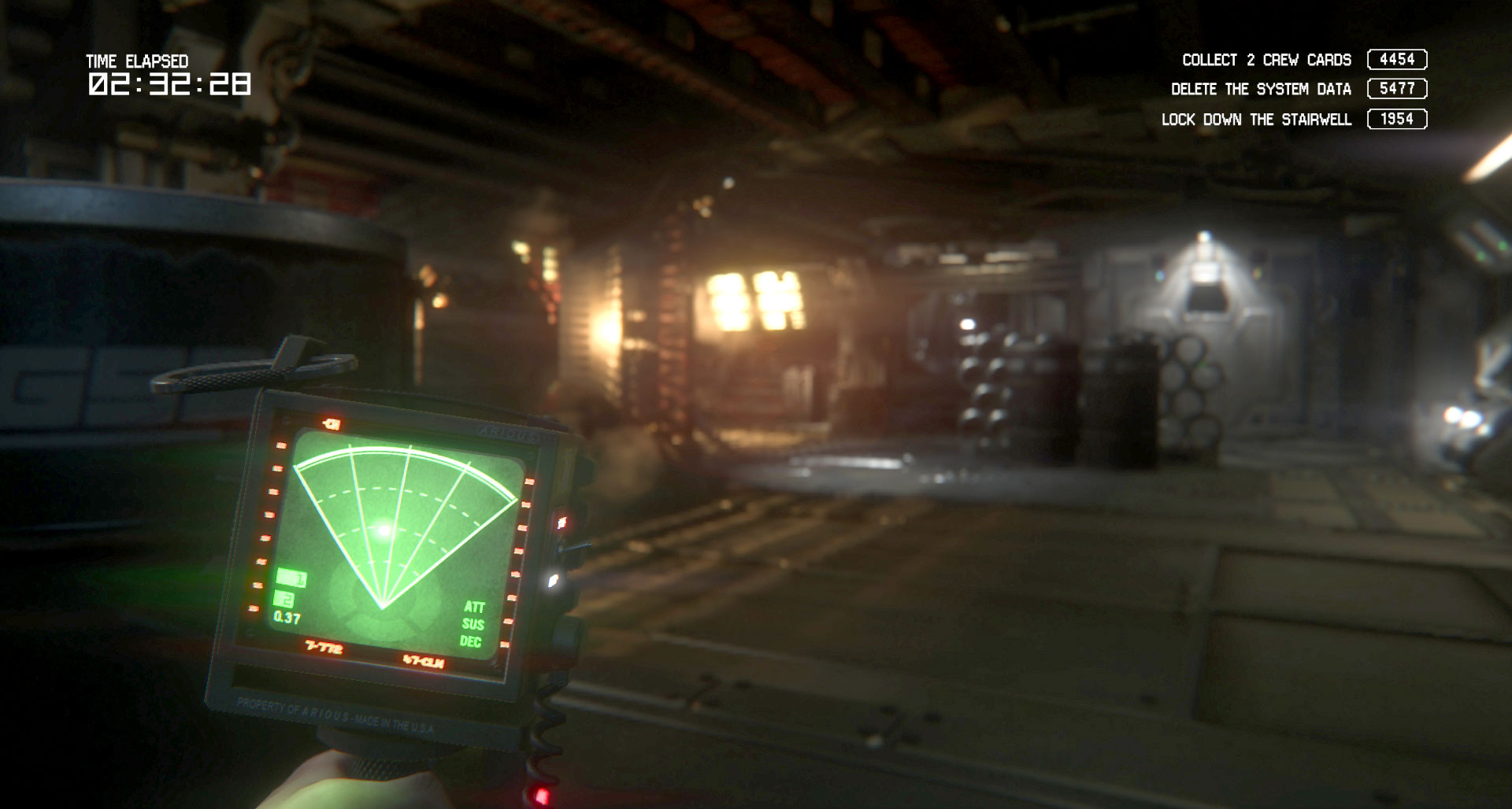 Alien Isolation anuncia el modo Superviviente