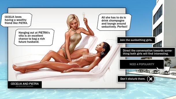 Sexo y videojuegos: una relación prohibida