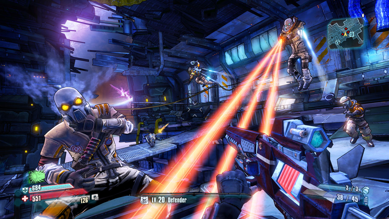 Borderlands The Pre--Sequel y su pase de temporada