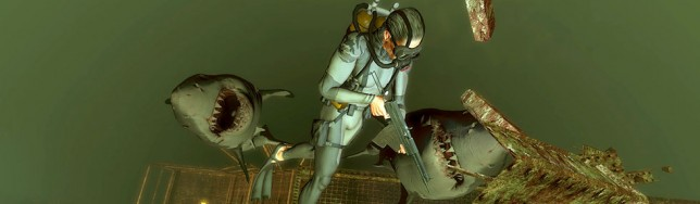 Depth: acción submarina multijugador con tiburones