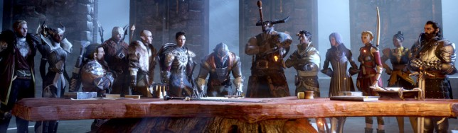 Dragon Age Inquisition en Twitch