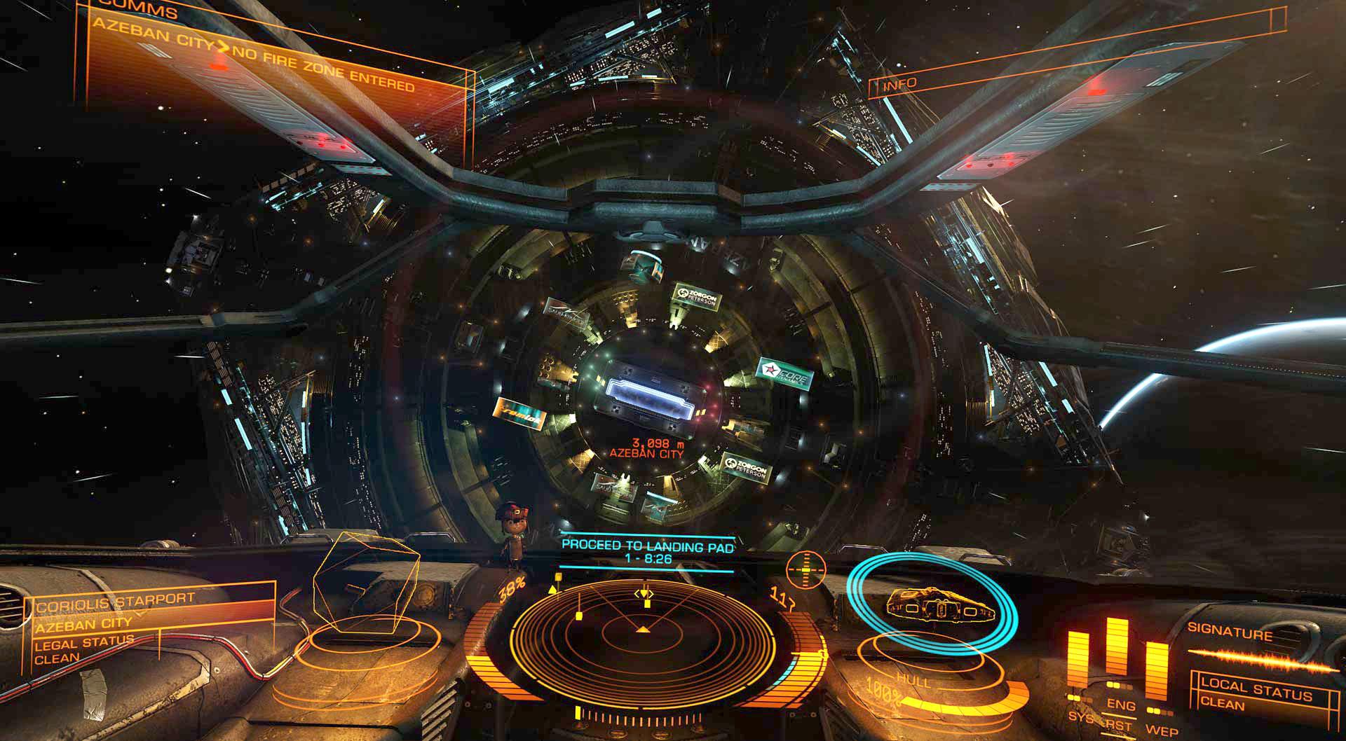 La beta 2 de Elite: Dangerous arranca el 30 de septiembre