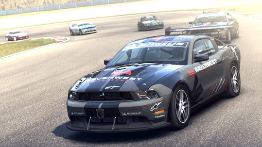 Touring Legends llega para GRID Autosport