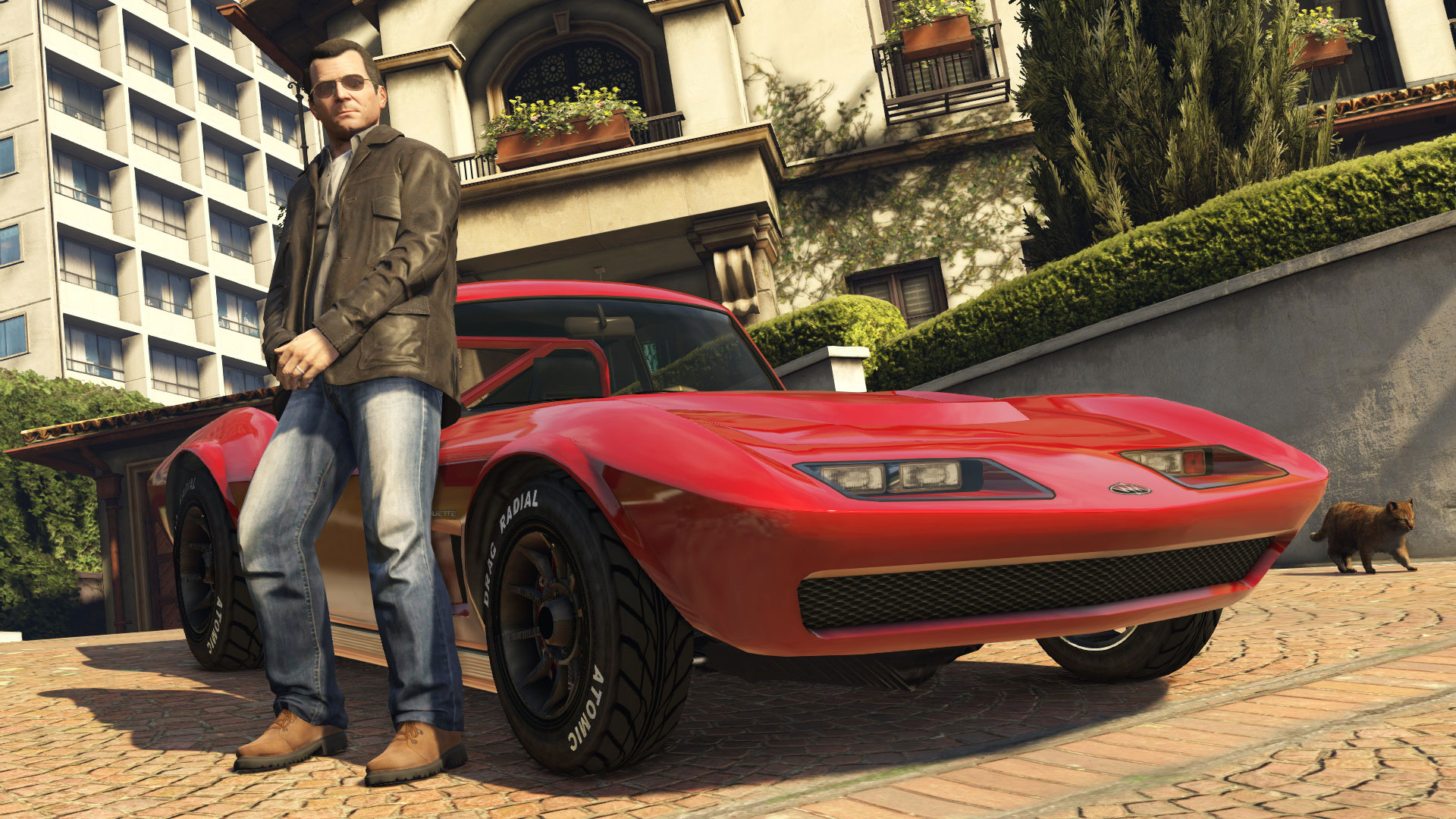 GTA V se va a 2015 en PC