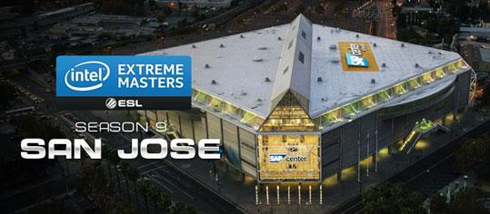 La Intel Extreme Masters se va a San José