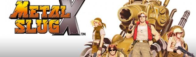 Metal Slug X llega el 2 de octubre a Steam