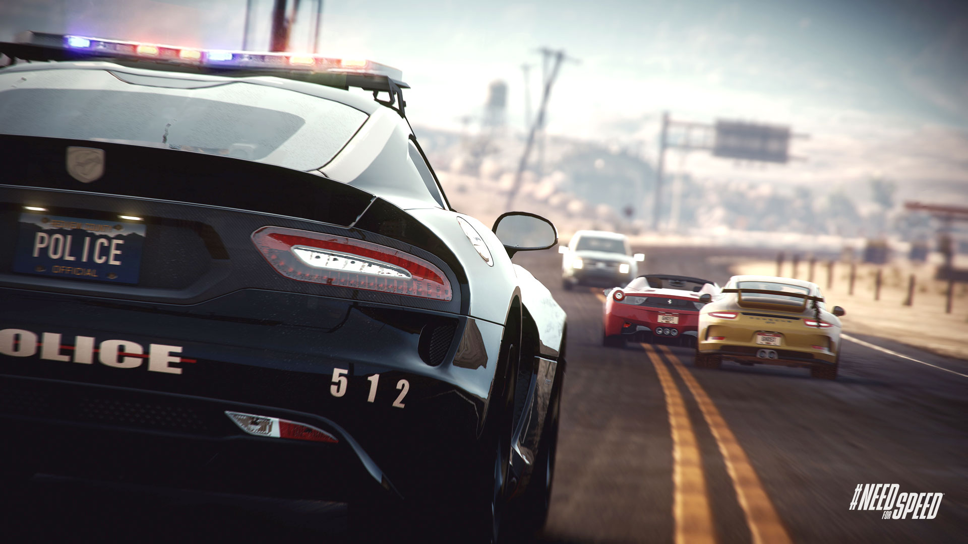 NFS Rivals Complete Edition