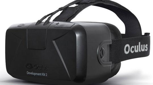 Oculus Rift en hardware beta público en 2015