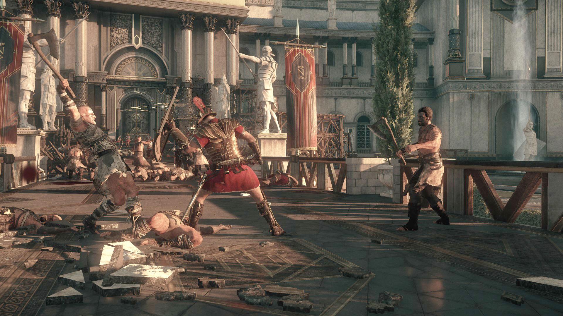 Ryse Son of Rome llega el 10 de octubre
