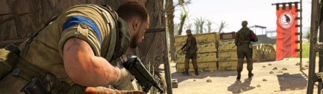 Sniper Elite 3 DLC Salvar a Churchill
