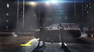 The Dark Phantom, acción noir en tercera persona