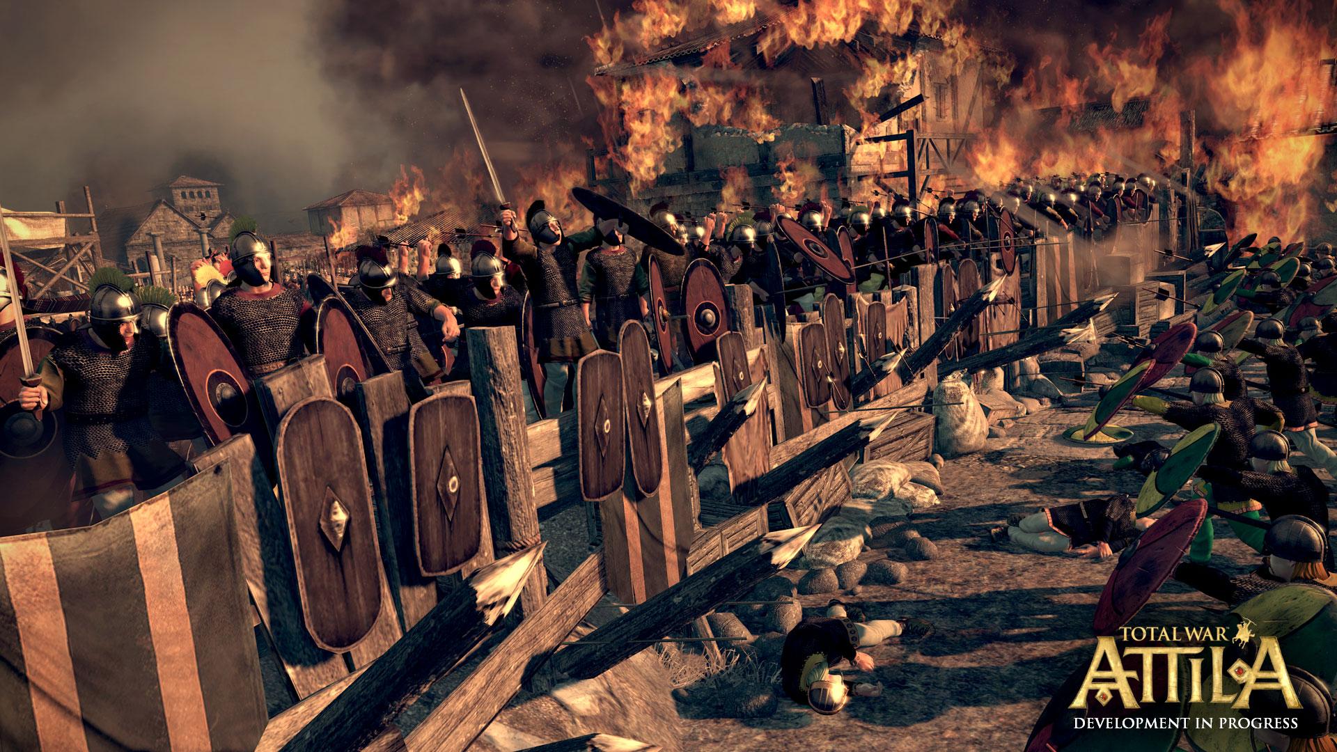 Creative Assembly anuncia Total War Attila