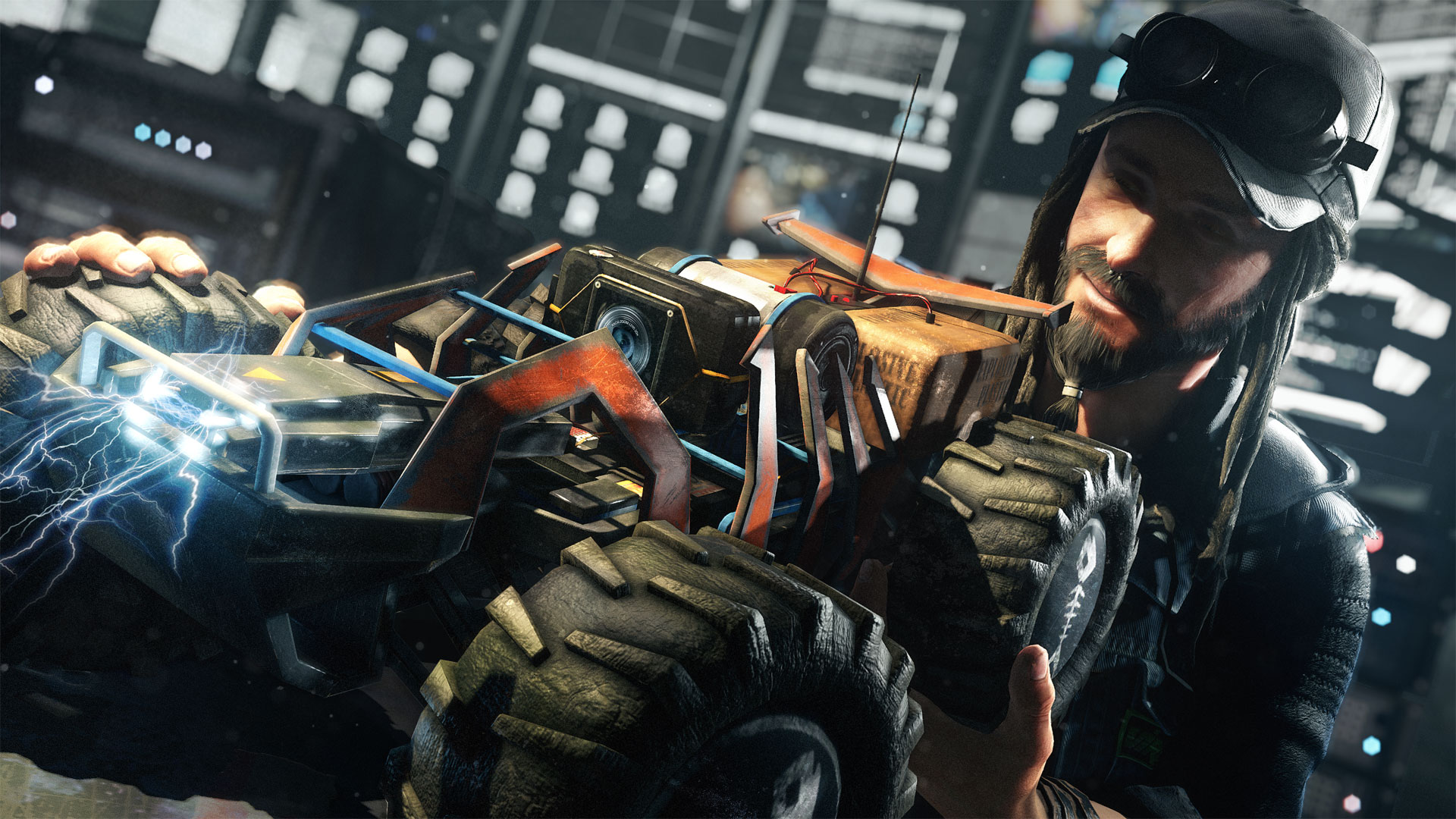 Bad Blood es el nuevo DLC de Watch Dogs, con T-Bone como protagonista.