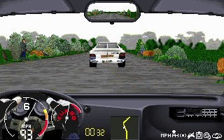 Network Q RAC Rally - Pixelkraft, Europress - DOS
