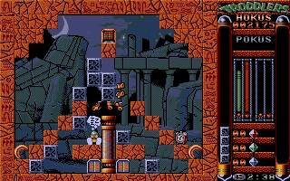 Troddles - Atod AB - Amiga, DOS, SNES