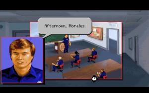 Police Quest 3 - Sierra - Amiga, DOS