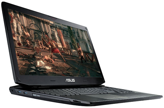 ASUS G750J - RYSE OF ROME