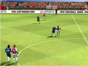 FIFA 2004 - EA Sports, EA
