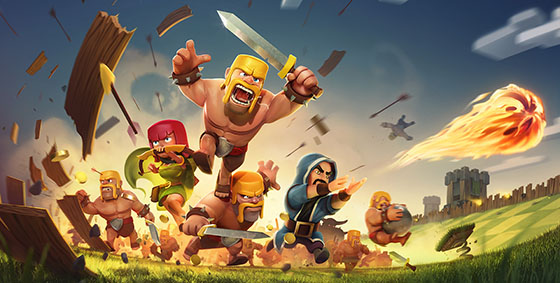 Free-to-play_Clash_of_Clans_2