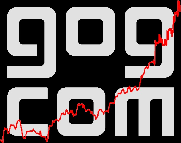 GOG ahora es esclava de los mercados para establecer los precios de los juegos.
