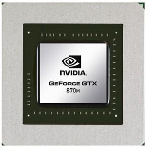 Nvidia GeForce GTX 870M