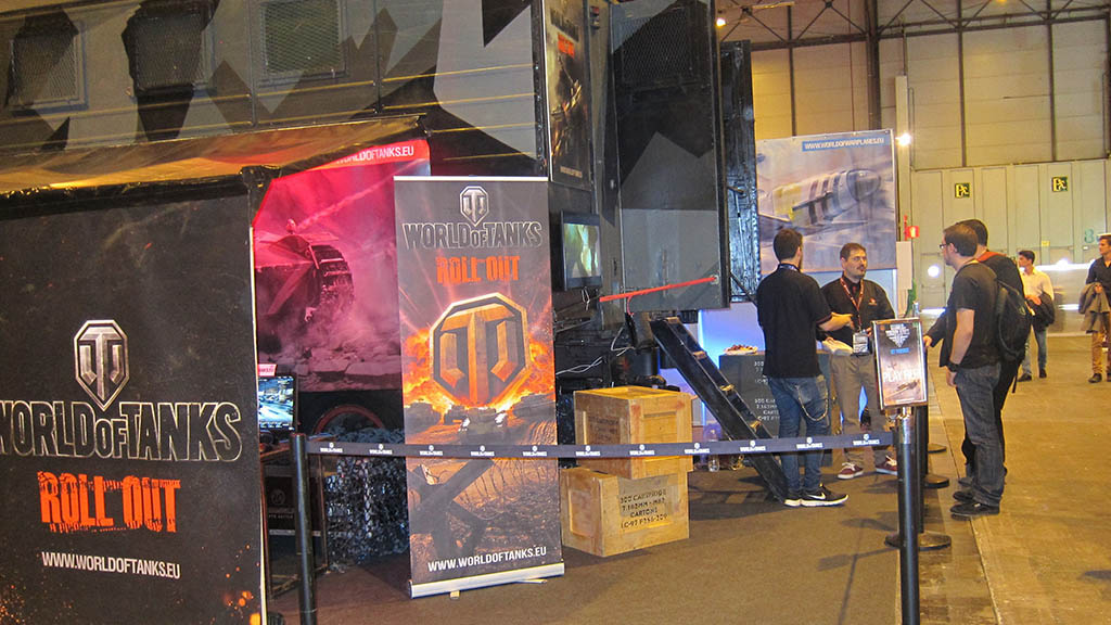 Madrid Games Week - Wargaming